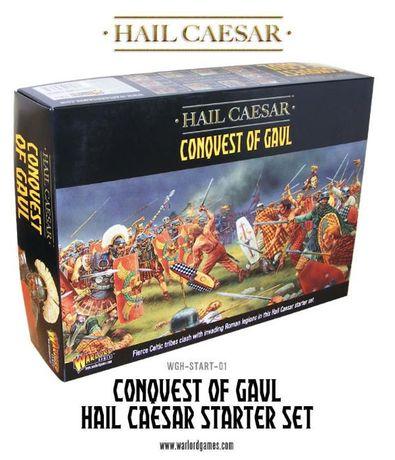 Kit de Legionários Romanos - Conquest of Gaul