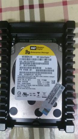 HDD WD3000HLHX VelociRaptor, 300 Gb, 10.000 Rpm