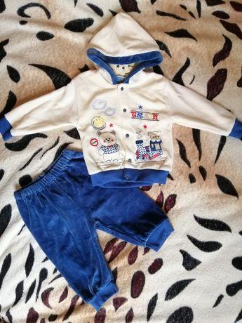 Спортивний костюм для хлопчика 74р