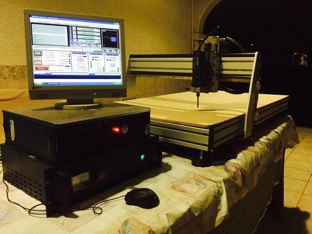 Fresadora / Router CNC