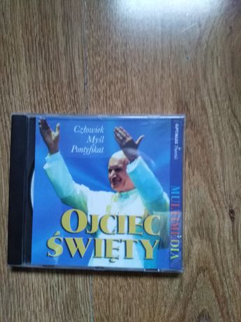 OJCIEC SWIĘTY multimedia płyta cd