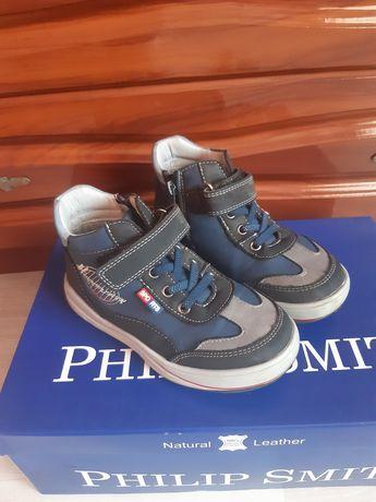 Демісезонні черевички 29 розмір