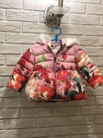 Куртка курточка ted baker 18-24 1-2 12 zara next