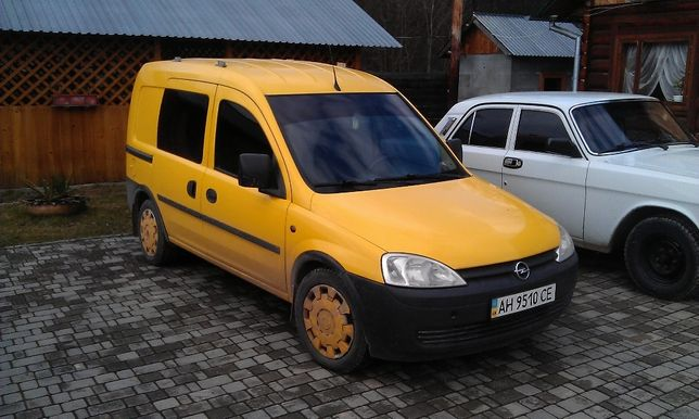 Продам Опель Комбо(пассажир) 1.7CDTI ,2004 г.в.