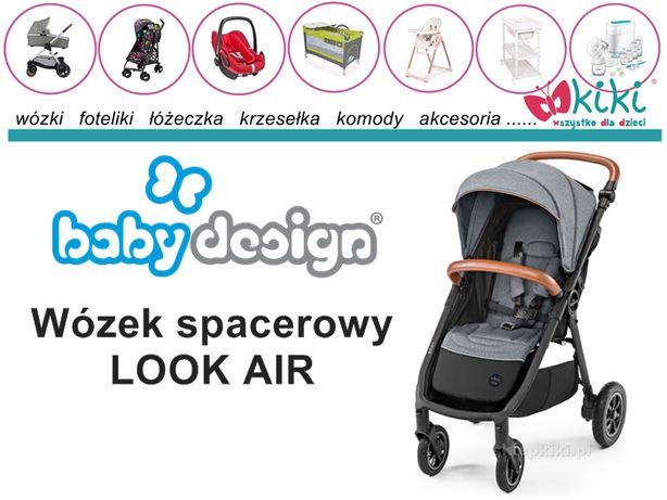 Wózek spacerowy dla dziecka Baby design LOOK AIR