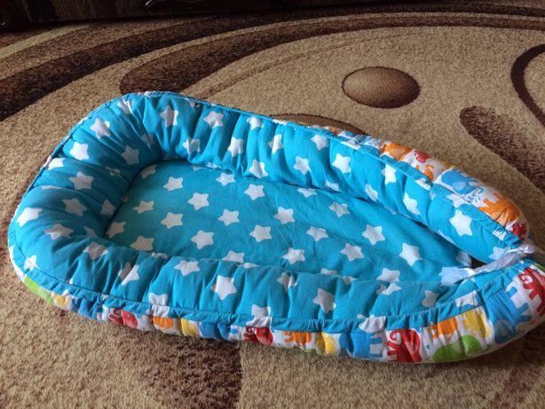 Гнездышко- кокон для новорожденных