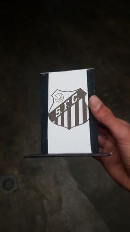 Porta lápis do Santos