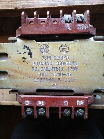 Трансформатор 380 вольт понижуючий