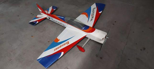 TROCO Avião de aeromodelismo elétrico para 3 ou 4s