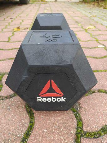 Hantle Dumbell Reebok 45 kg