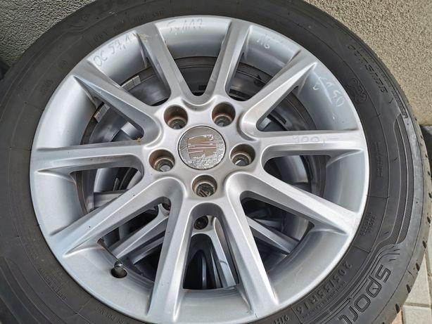 Alufelgi koła opony VW Audi Seat Skoda 5x112 5x100 5x120