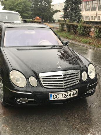 Mercedes benz w211 Полня комплектация!!