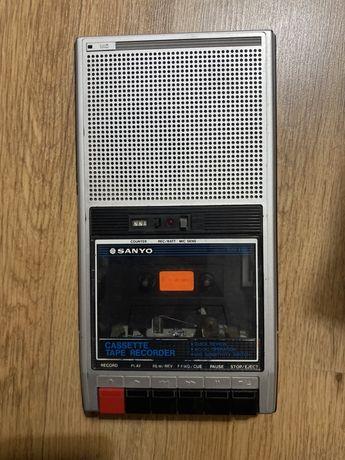 Radio Cassete portatil Sanyo
