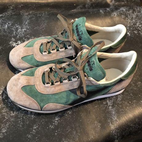 Мужские кроссовки diadora heritage 42,5 размер