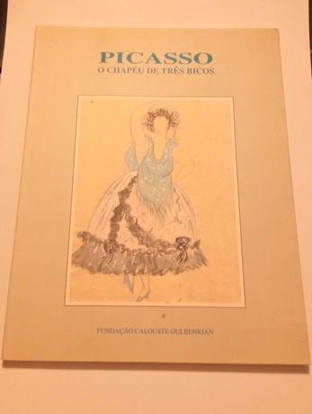 Picasso: O chapéu de três bicos