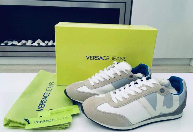 Okazja! 100% nowe i oryginalne buty Versace Jeans Ghiaccio! roz. 42