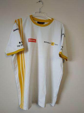 Koszulka Renault F1 team total. r.Xl