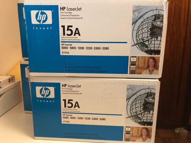 Toner HP C7115A Preto novo