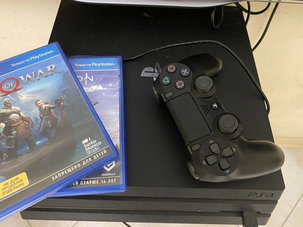 Продам Sony PlayStation 4Pro