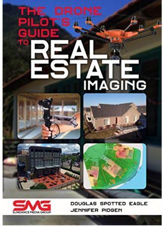 Wykorzystanie dronów do fotografii nieruchomości.