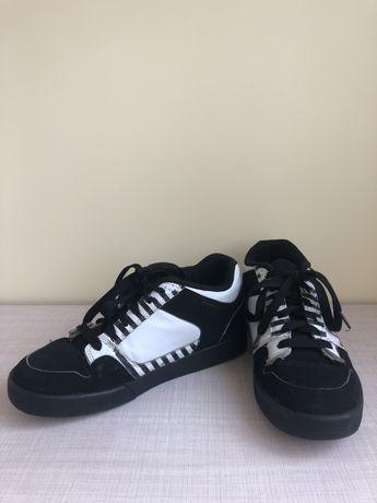 Роликовые кроссовки Heelys Caution 7789 27 см