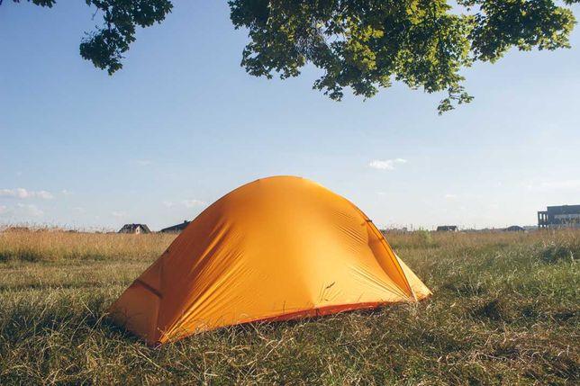 Намет ультралегкий 2-місний Hillman Air 2.   1.6 кг, гарантія. Палатка