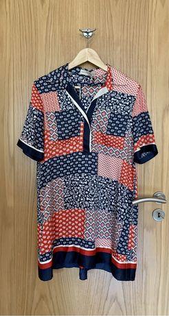 Vestido/ camisa Purificación García (nova e com etiqueta!)