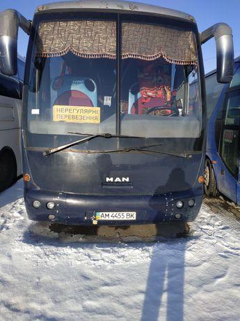 Продадим автобус ман 18.420 2000г.