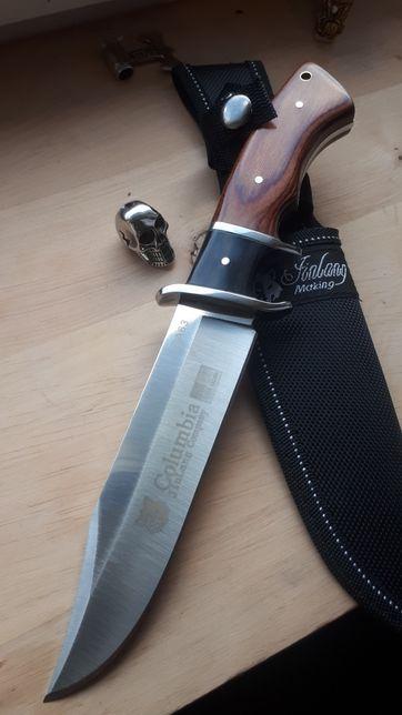 Nóż Columbia Mysliwski SURVIVALOWY
