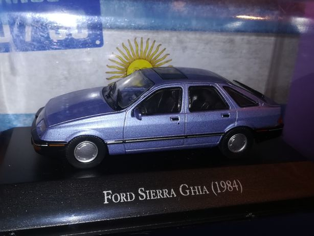 Ford Sierra GHIA 1984 1:43