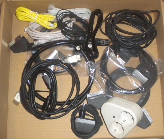 Todo o tipo de cabos