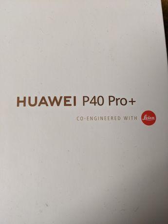 Huawei p 40 pro plus 8/512 white ceramic 24 m GW Play zamiana