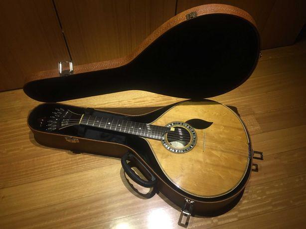 Guitarra portuguesa - Lisboa (como nova)