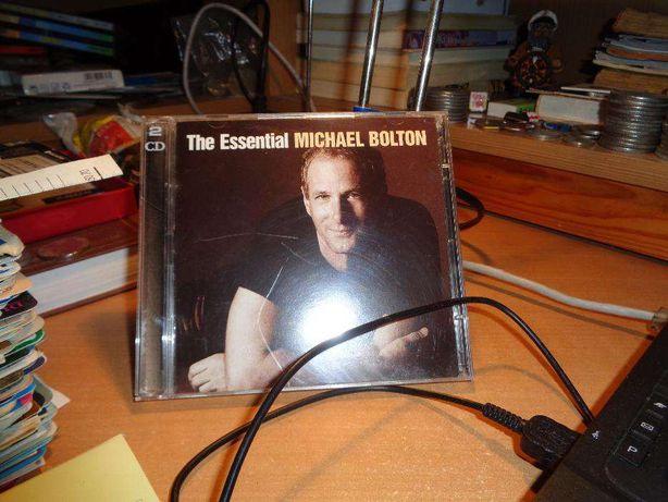 CD Duplo Michael Bolton para oferecer no Natal