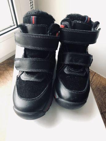 Новые зимнее ботинки, р.27