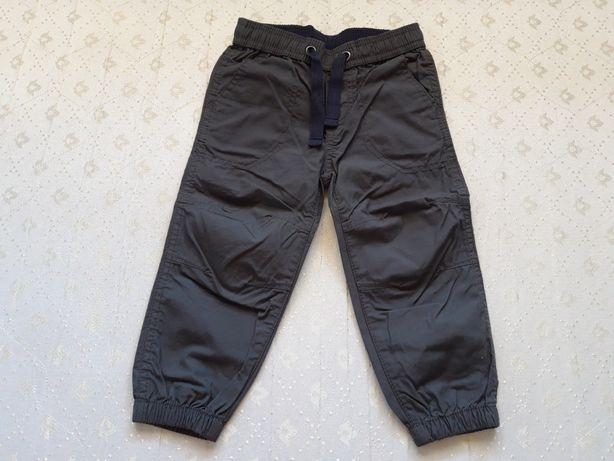 Spodnie bawełniane Lupilu chłopiec rozmiar 92