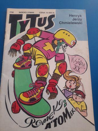 Tytus Romek i Atomek-księga XX