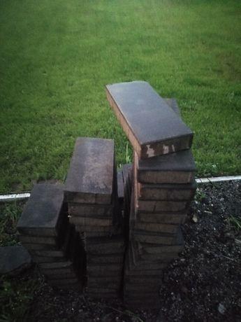 Kostka brukowa, krawężniki, płyty betonowe
