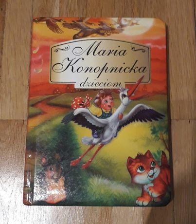 Wierszyki Maria Konopnicka dzieciom