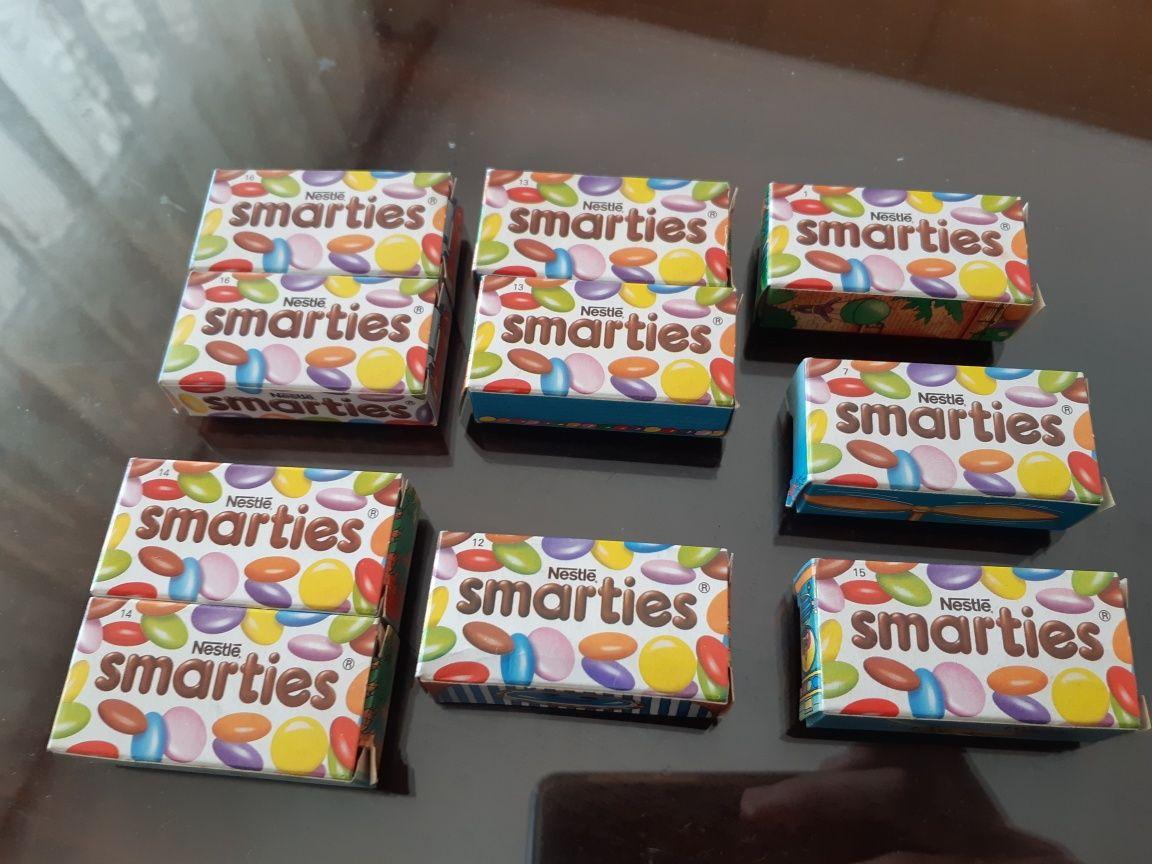 Matutolas + io io + Pin Sonic + Pez + smarties