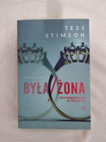 Była/żona Tess Stimson