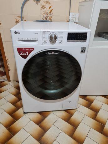 Máquina lava e seca LG com garantia