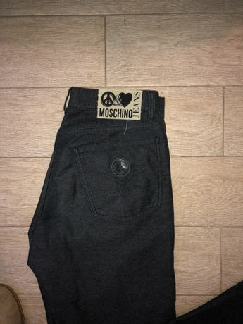 Moschino штаны /не prada/dior/