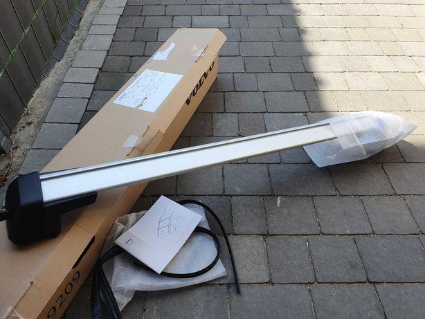 VOLVO XC60 II bagaznik dachowy belki oryginal OE