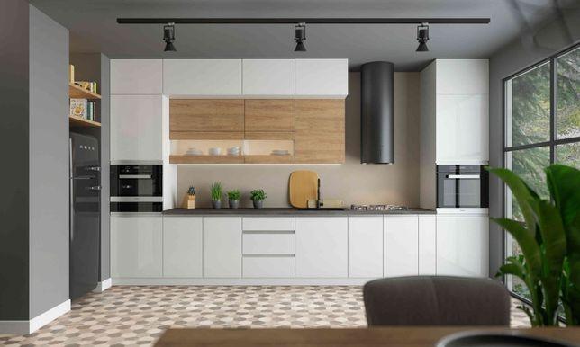 meble kuchenne BLANKA kuchnia - NOWOŚĆ