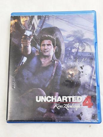 GRA PS4 Uncharted 4 Kres Złodzieja PL \ Plus Lombard Grottgera 5