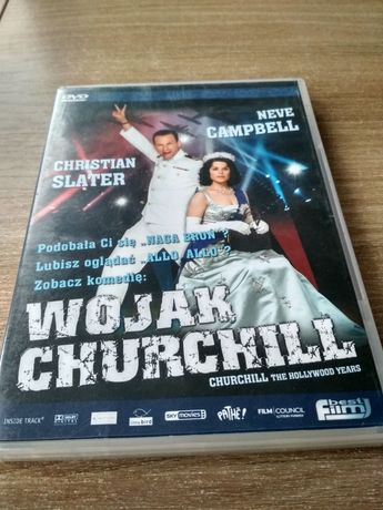 Wojak Churchill,  Christian Slater,  Neve Campbell DVD