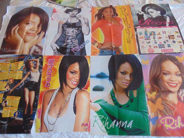 Rihanna plakaty