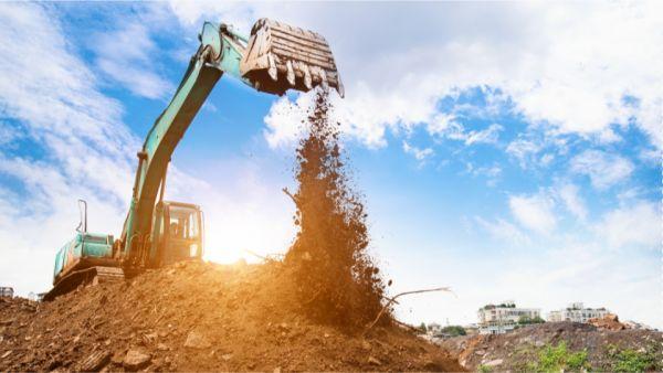 Wyburzenia rozbiórki beton stal