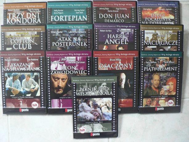 Kolekcja filmów DVD - Hity dużego ekranu cz. 1